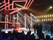 At The Voice's first live finals